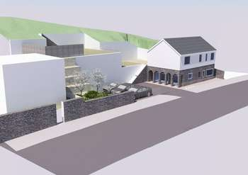 Land Commercial for sale in Plot of Land, Ystrad Road, Pentre