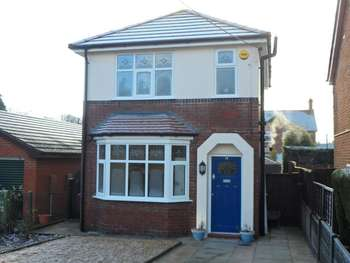 3 Bedrooms Detached House for sale in Bradeley Road, Haslington, Crewe, Cheshire