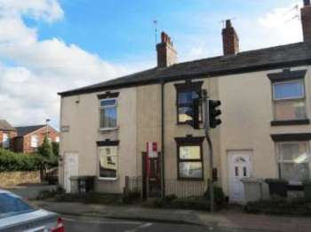 2 Bedrooms Terraced House for sale in Park Lane, Macclesfield, Cheshire