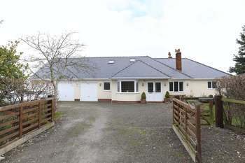 5 Bedrooms Detached Bungalow for sale in Gwespyr