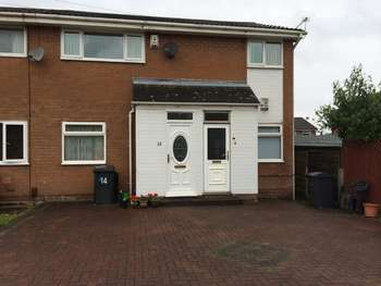 2 Bedrooms Apartment Flat for sale in Ground floor apartment for sale at Chester Close Little Lever Bolton