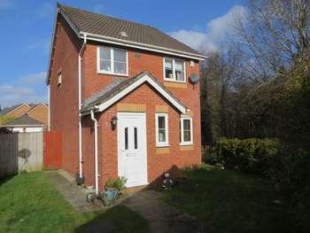 3 Bedrooms Detached House for sale in Rogerstone, Newport