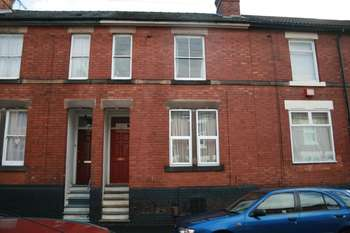 2 Bedrooms Terraced House for sale in Arnold Street, Derby