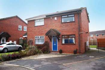 2 Bedrooms Semi Detached House for sale in Princeton Gardens, Wolverhampton