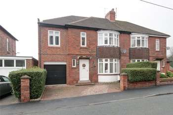 4 Bedrooms Semi Detached House for sale in Benfieldside Road, Shotley Bridge, Consett, DH8