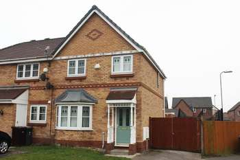 4 Bedrooms Semi Detached House for sale in Redwood Way, Liverpool