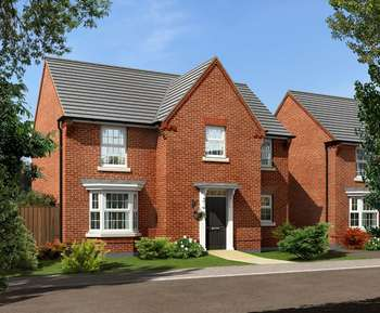 4 Bedrooms Detached House for sale in The Winstone, Glenfield Park, Kirby Road, Glenfield
