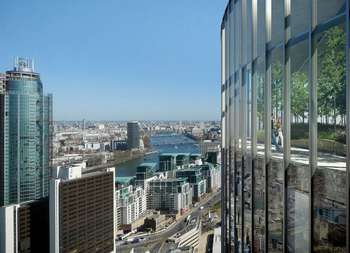2 Bedrooms Flat for sale in SkyGardens , London