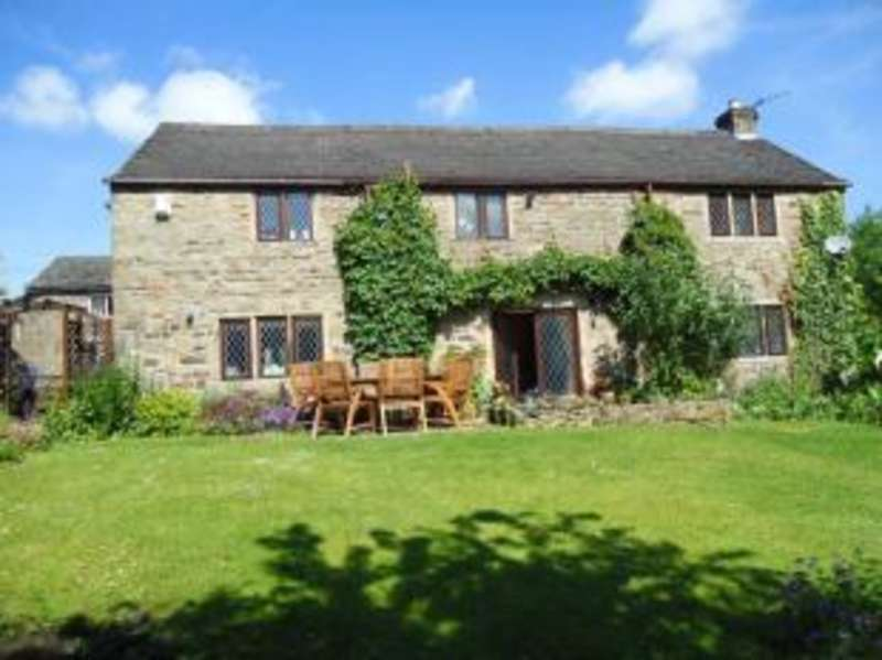 4 Bedrooms Barn Conversion Character Property for sale in New Mills, High Peak, Derbyshire