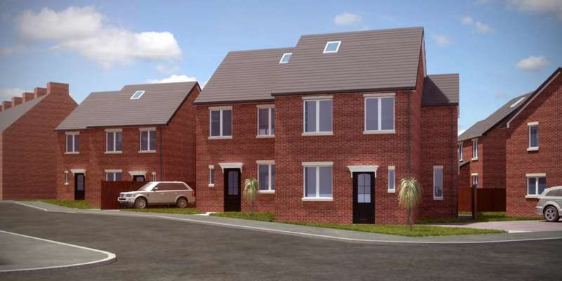 4 Bedrooms Semi Detached House for sale in Charleston Close, Oldham