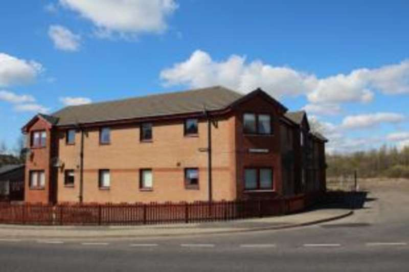 2 Bedrooms Flat for sale in Station Court, Glengarnock, Beith, North Ayrshire