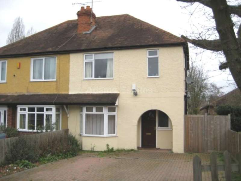 3 Bedrooms Semi Detached House for rent in 3 BEDROOM SEMI DETACHED HOUSE TO LET - Wokingham Road, Reading, Berkshire RG6 7EB