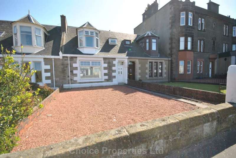 3 Bedrooms Terraced House for sale in Prestwick Road, Ayr, KA8 8LA