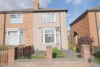 2 Bedrooms Semi Detached House for sale in Bensham Road, Darlington, County Durham, DL1