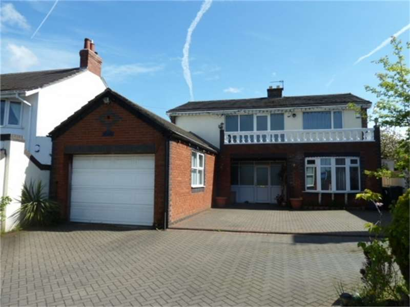 3 Bedrooms Detached House for sale in Moor Lane, Fazakerley, Liverpool, Merseyside