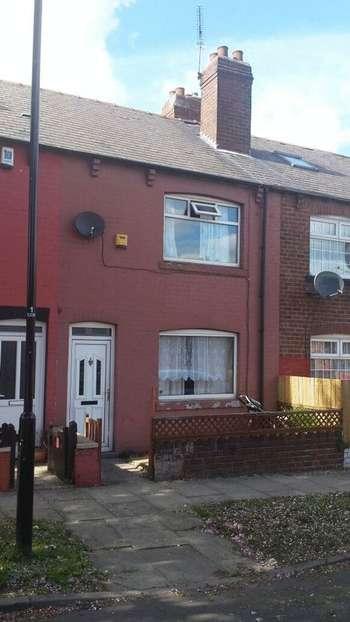 2 Bedrooms Terraced House for sale in Esmond Terrace, Leeds