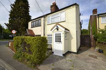 3 Bedrooms Semi Detached House for sale in Mill Road, Great Totham