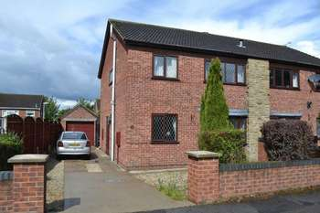 4 Bedrooms Semi Detached House for sale in Bodmin Close, Scunthorpe