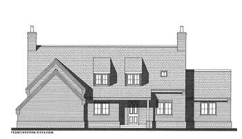 Property for sale in Plot 1, Church Lane, Hagworthingham