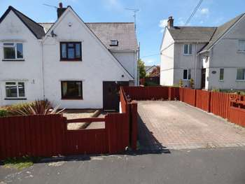 3 Bedrooms Semi Detached House for sale in The Uplands, Newport