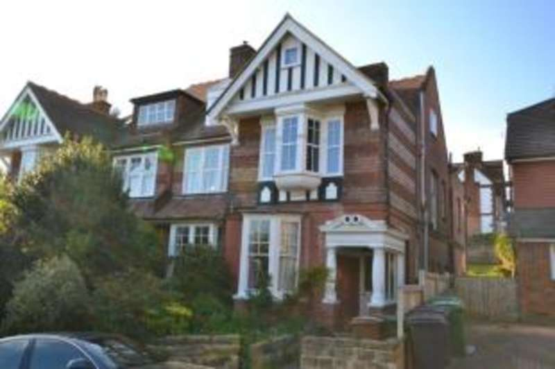 4 Bedrooms Maisonette Flat for sale in De Cham Road, St. Leonards-On-Sea, East Sussex