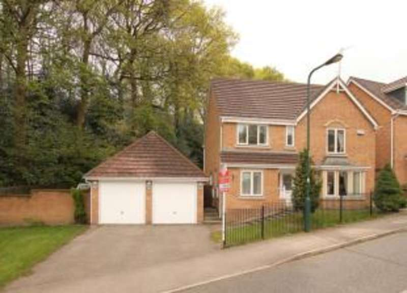 4 Bedrooms Detached House for sale in Middlewood Drive, Wadsley Park Village, Sheffield
