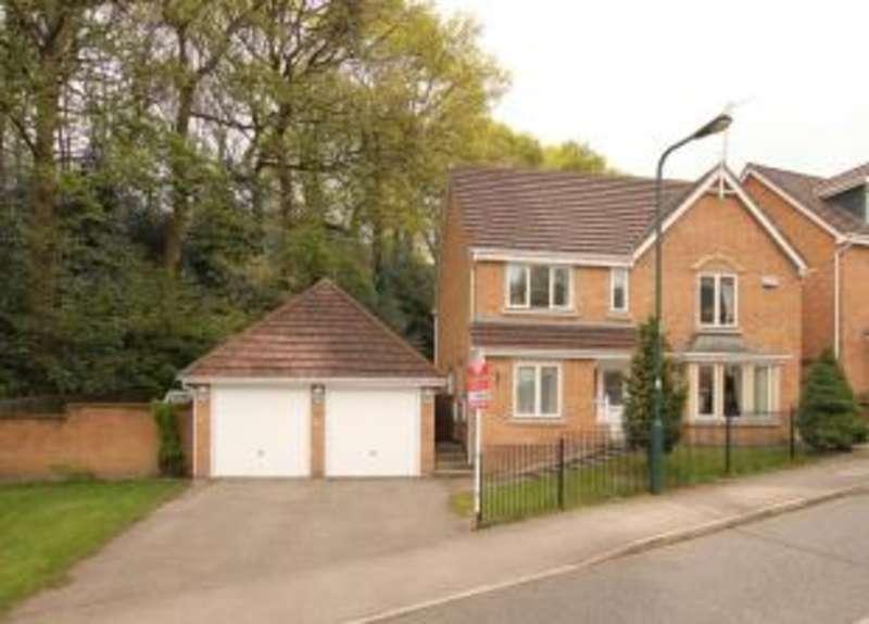 4 Bedrooms Detached House for sale in Middlewood Drive, Wadsley Park Village, Sheffield