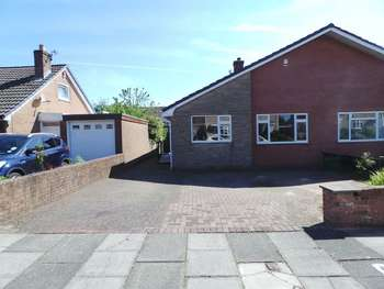 3 Bedrooms Semi Detached Bungalow for sale in Egerton Grove, Carlisle