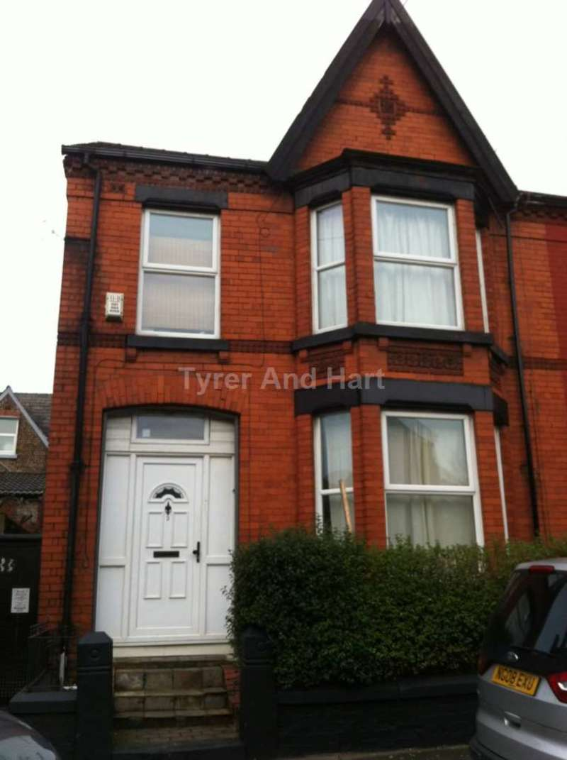 5 Bedrooms House Share for rent in Lidderdale Road, Liverpool