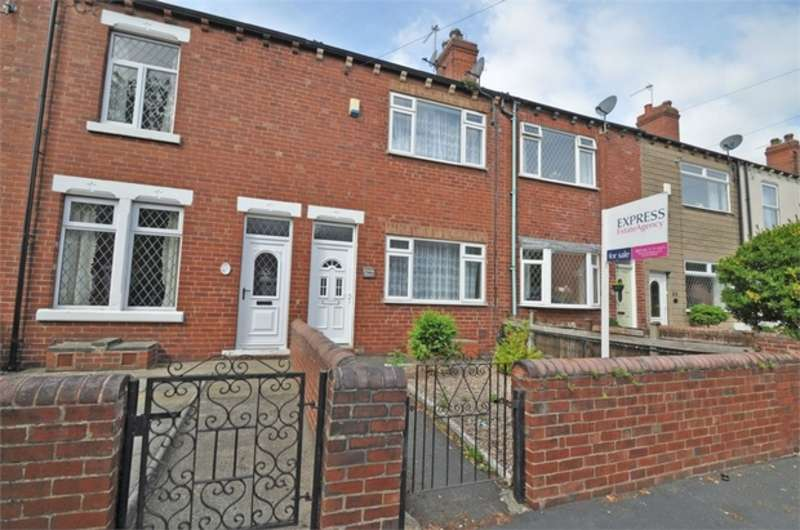 2 Bedrooms Terraced House for sale in Gladstone Street, Normanton, West Yorkshire