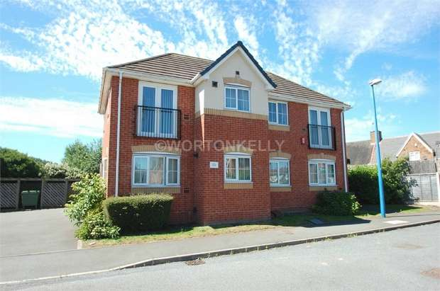 2 Bedrooms Flat for sale in Shropshire Way, WEST BROMWICH, West Midlands