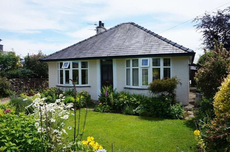 3 Bedrooms Detached Bungalow for sale in Lea Green, Natland, Nr Kendal
