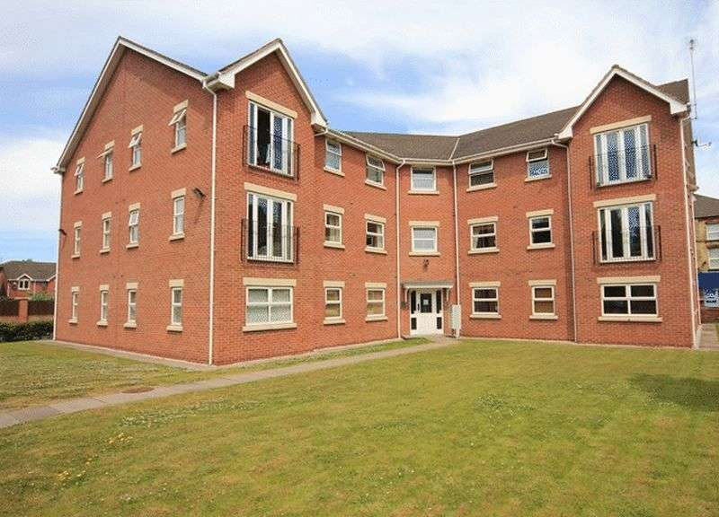 2 Bedrooms Flat for sale in Titherington Way, Wavertree, Liverpool, L15