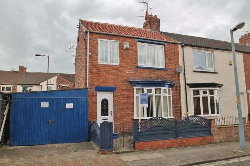 3 Bedrooms Semi Detached House for sale in Lytton Street, Longlands ,Middlesbrough