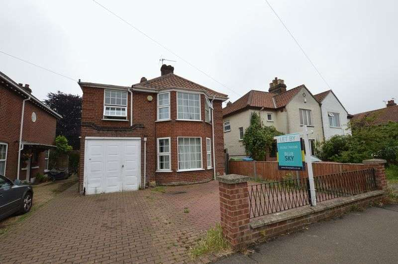6 Bedrooms Detached House for sale in De Hague Road, Close To The Avenues, Norwich