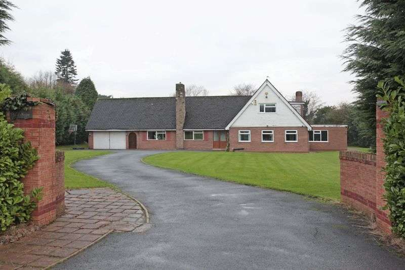 5 Bedrooms Property for sale in Hasty Lane, Hale Barns, Altrincham
