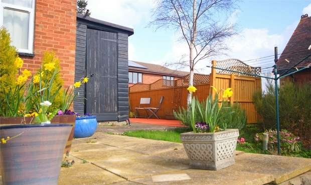 3 Bedrooms Maisonette Flat for sale in ROSS-ON-WYE, Herefordshire