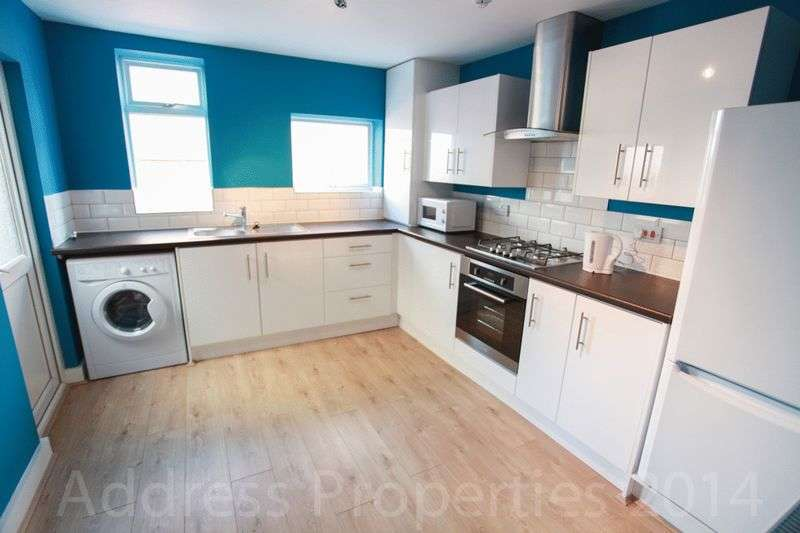 5 Bedrooms Property for rent in Molyneux Road, Kensington, Liverpool (2017-18 Academic Year)