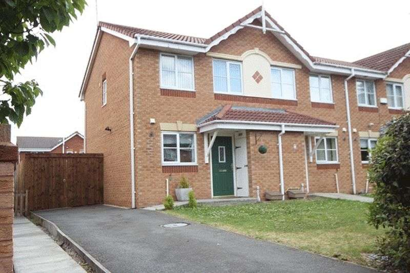 2 Bedrooms Terraced House for sale in Markham Grove, Prenton, Wirral