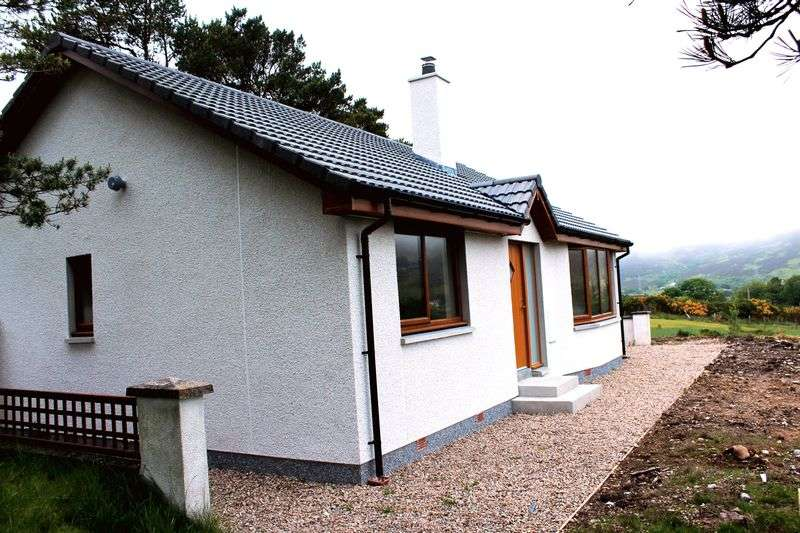 3 Bedrooms Detached Bungalow for sale in New Build 3 Bedroom Bungalow Great Views Brora