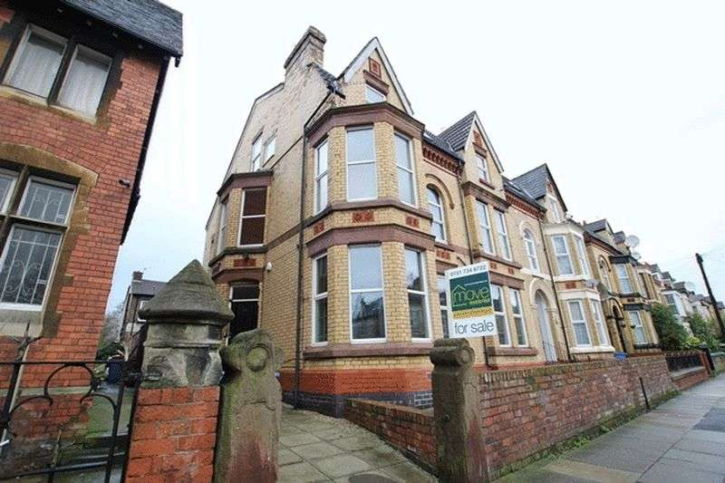2 Bedrooms Flat for sale in Hartington Road, Toxteth, Liverpool, L8