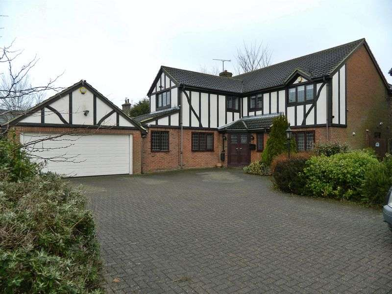5 Bedrooms Detached House for sale in Sundon