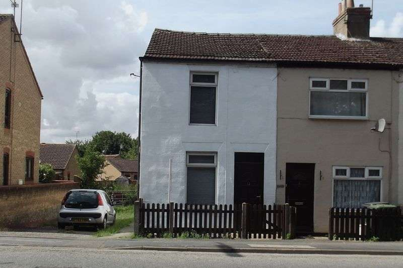 2 Bedrooms Terraced House for sale in Sleaford Road, Lincoln