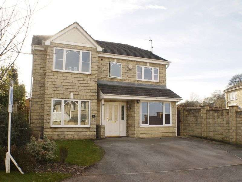 4 Bedrooms Detached House for sale in Blackberry Way, Clayton, Bradford