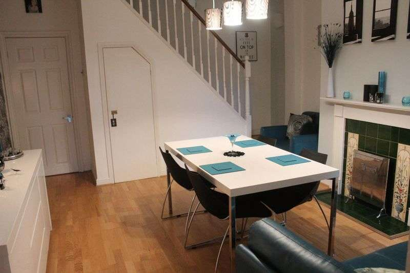 3 Bedrooms Terraced House for sale in Heavily, Stockport