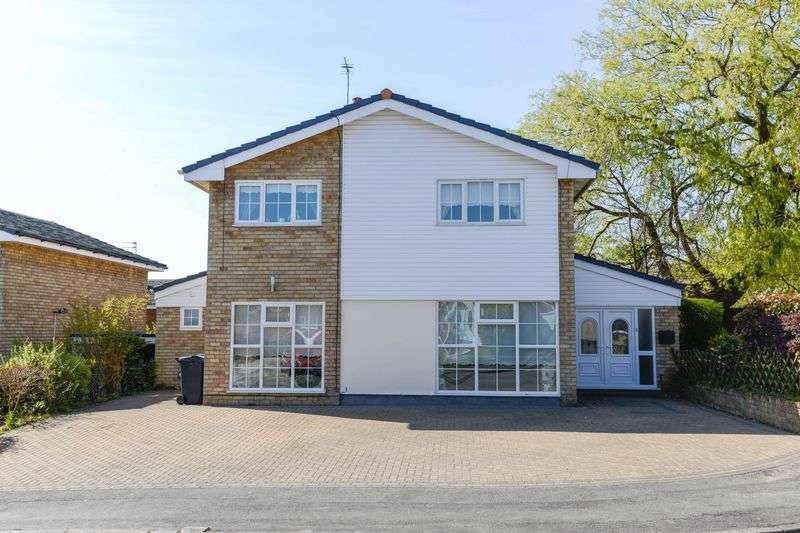 4 Bedrooms Detached House for sale in The Paddock, Aughton