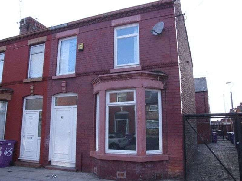 2 Bedrooms Terraced House for sale in Talton Road, Wavertree, Liverpool, L15