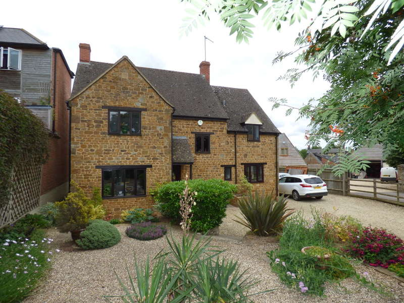 4 Bedrooms Detached House for sale in Queen Street, Hook Norton