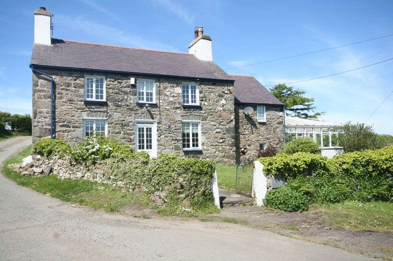4 Bedrooms Detached House for sale in Llanerchymedd, Anglesey