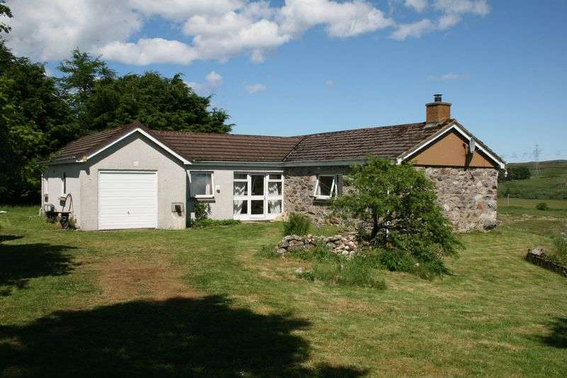 2 Bedrooms Detached Bungalow for sale in Trantlemore, Strath Halladale, Forsinard